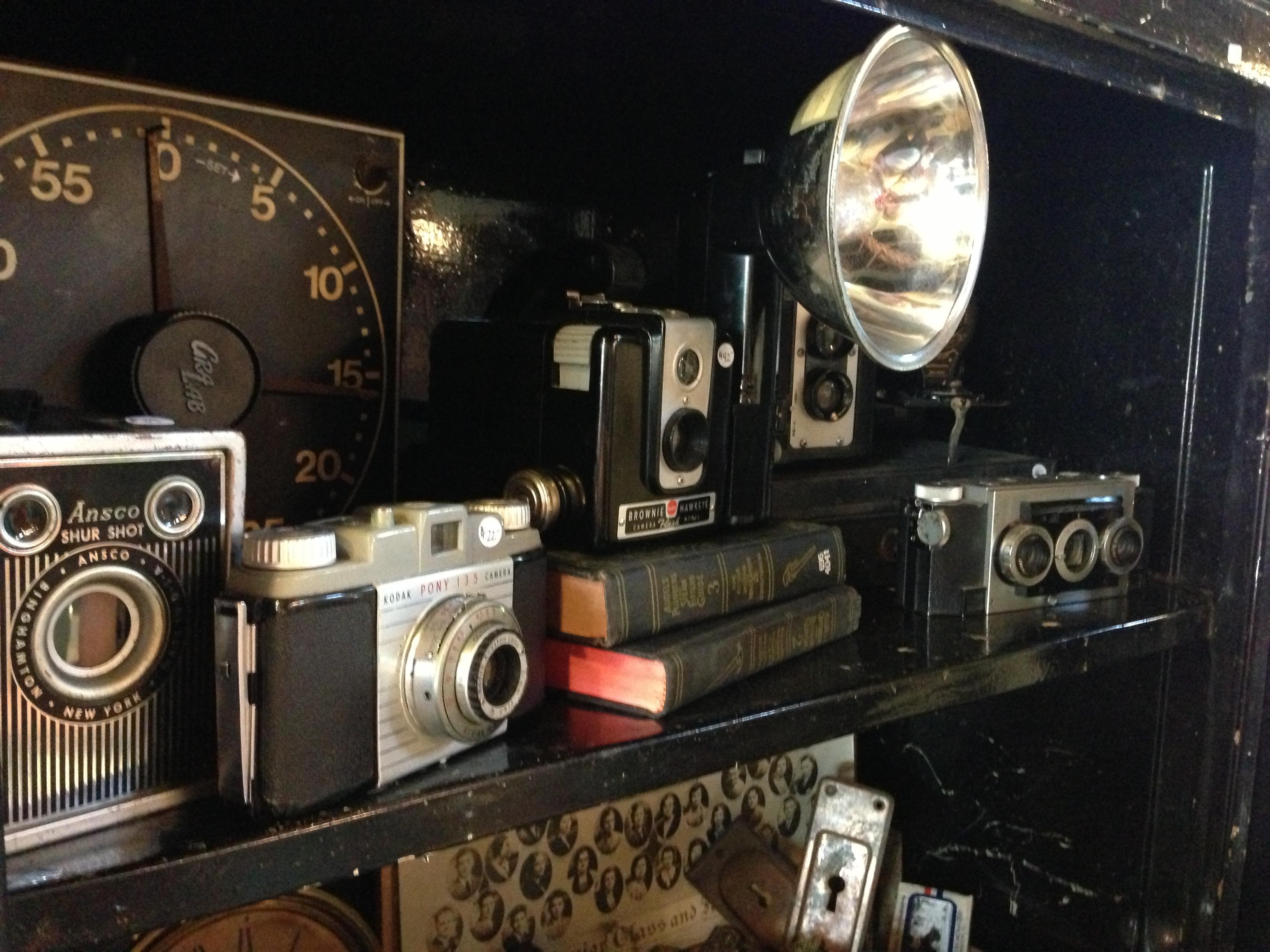 camera's galore