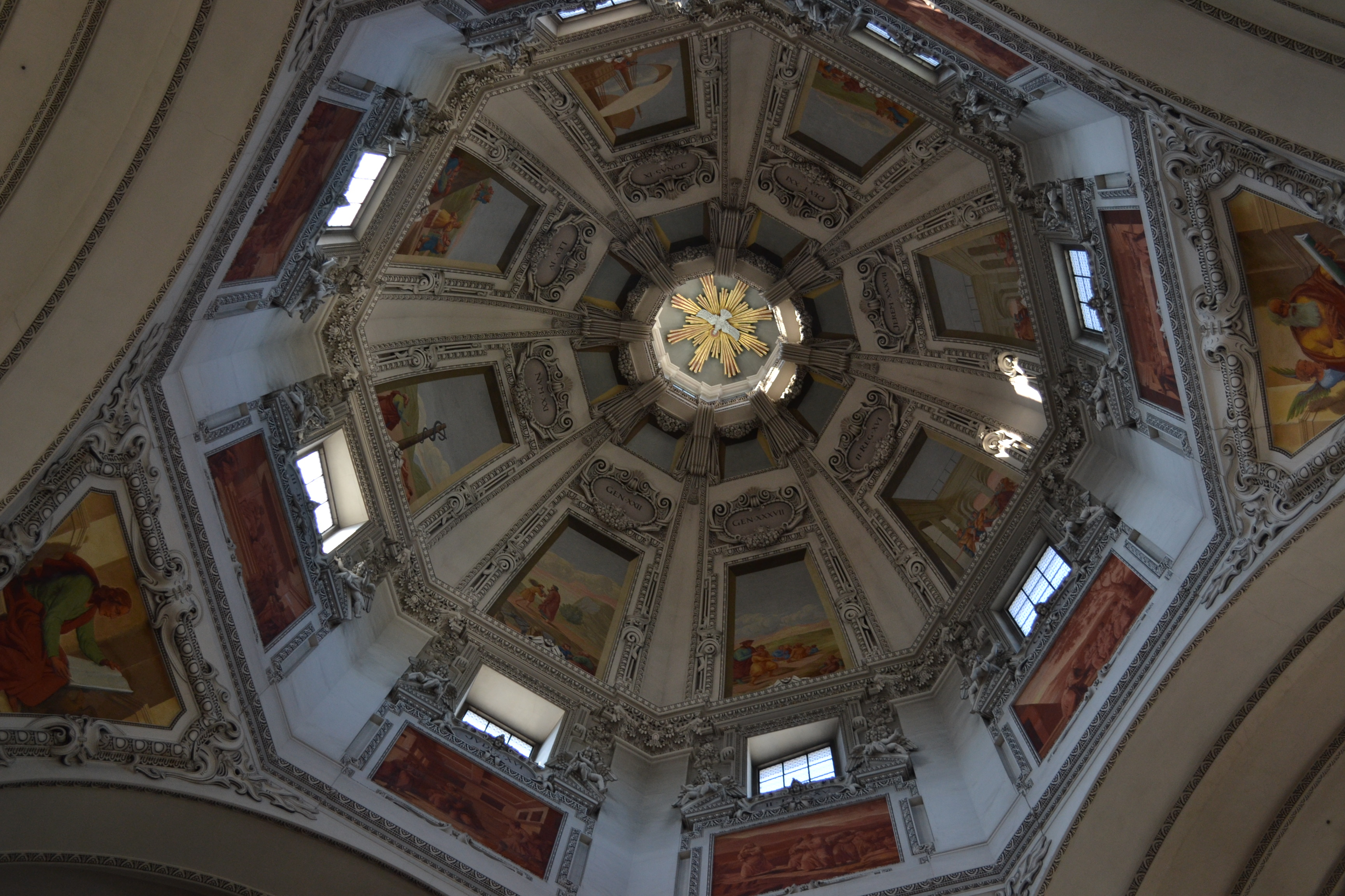 Salzburger Dom Cathedral