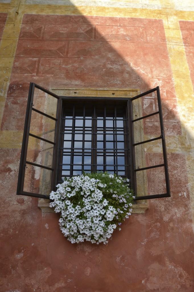 at a monastère
