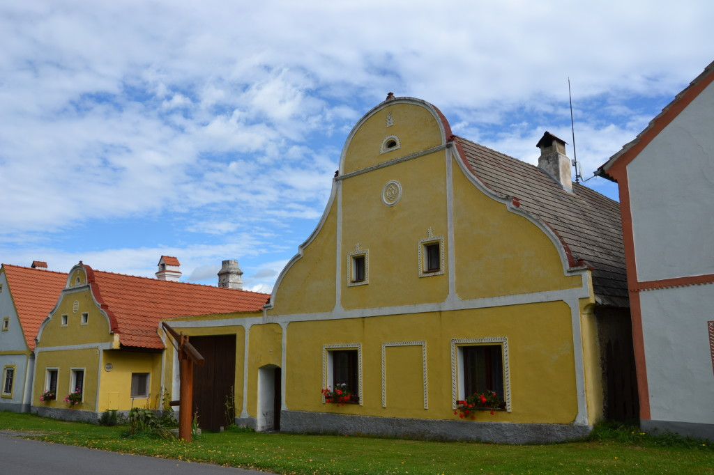 holasovice village