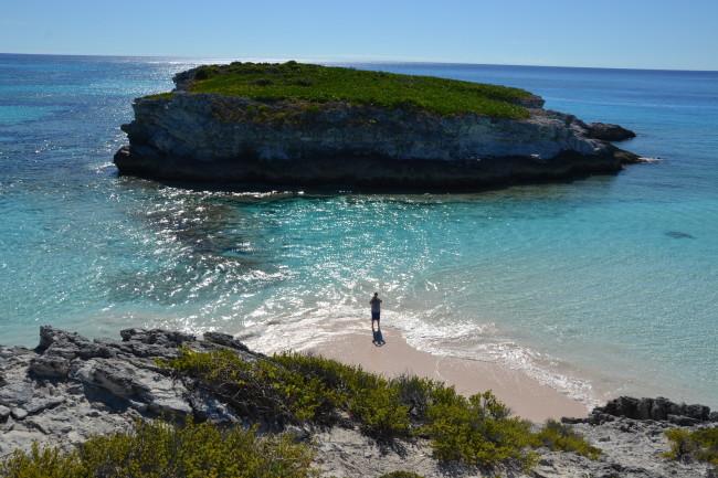 island end