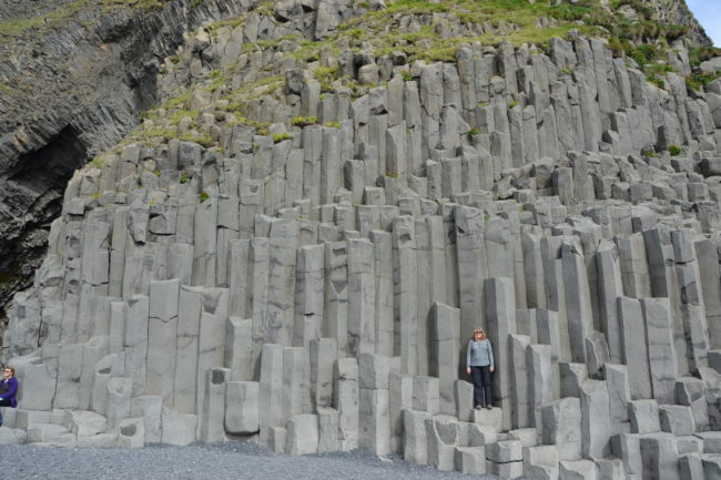 basalt columns vik